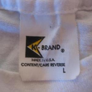 Vintage 1980's Car-X employee t-shirt, large