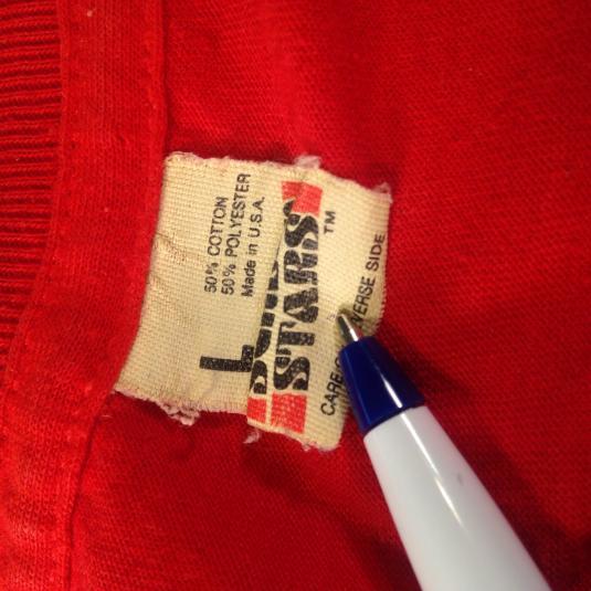 Vintage 1980's Bet Your Sweet Dupa I'm Polish t-shirt