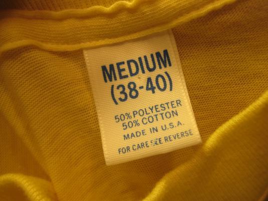 Vintage 1980 Mac Davis tour t-shirt, super soft and thin