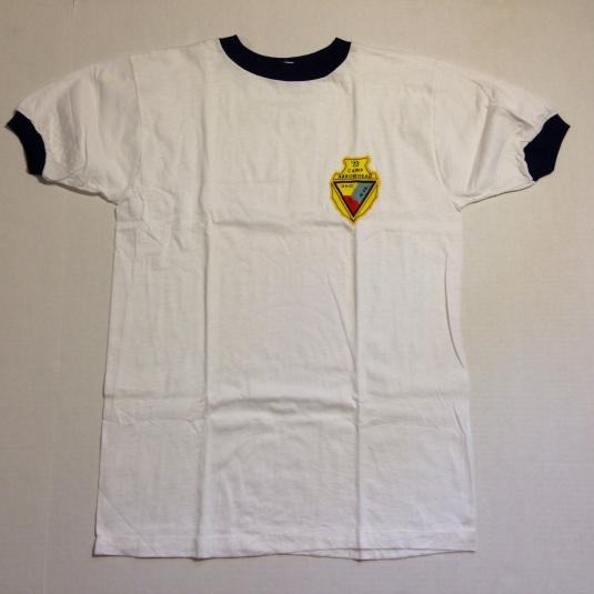 Vintage 1973 Boy Scouts Camp Arrowhead t-shirt