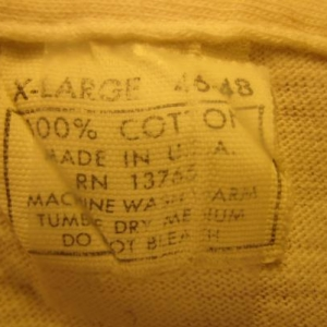 vintage 1978 Walk with Israel t-shirt, soft and thin, M-L