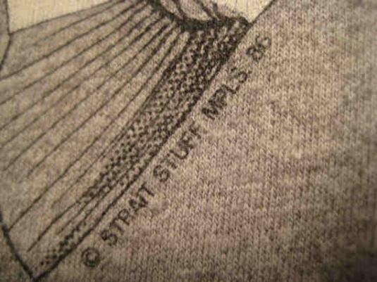 1980's MN Carp vintage t-shirt, M