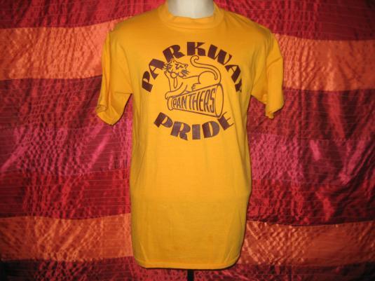 Vintage 1980s Parkway elementary school t-shirt, L XL