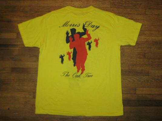 Vintage 1986 Morris Day (The Time) t-shirt, Oak Tree, L-XL