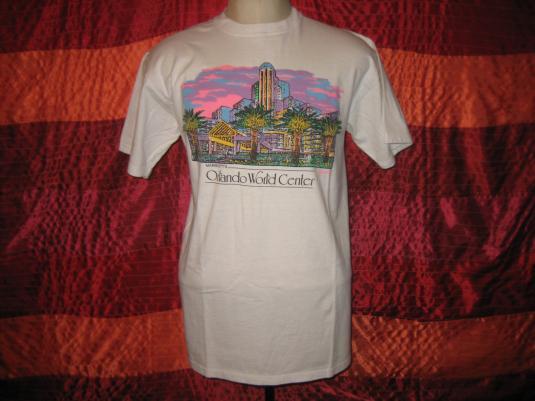 Vintage 1990s Orlando t-shirt, M L