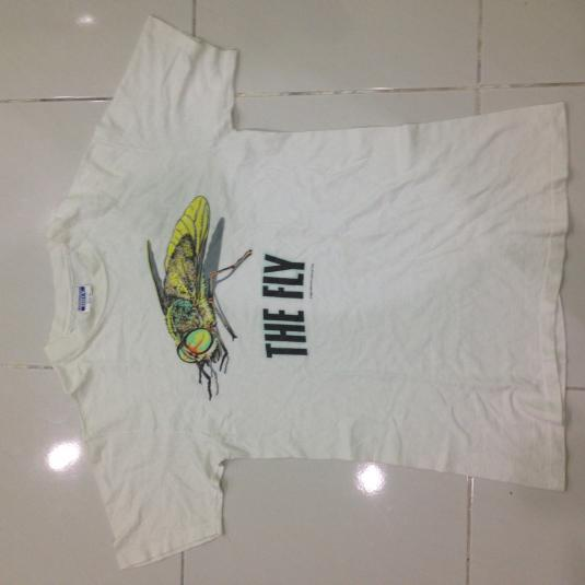 Vintage The Fly t shirt