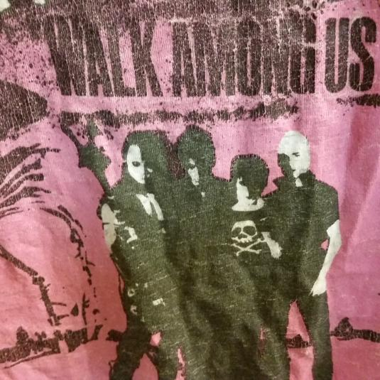 Misfits Walk Among Us Vintage T-Shirt