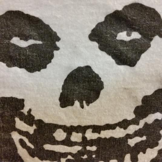 Misfits Crimson Ghost Vintage T-Shirt