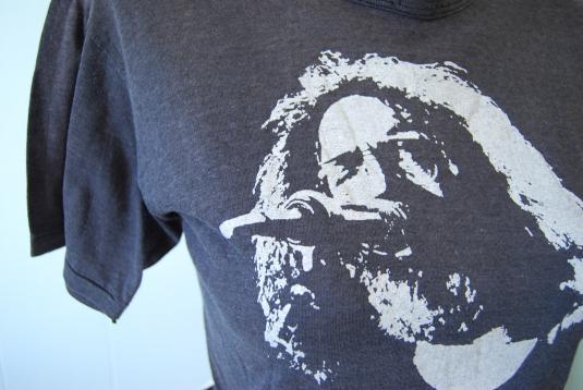Authentic Vintage Jerry Garcia Band TShirt Grateful Dead