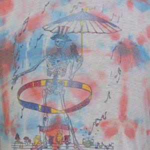 Vintage 1982 Grateful Dead Veneta One Fairgrounds t shirt