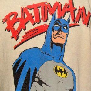 Vintage 88' Batman DC comics t shirt XL