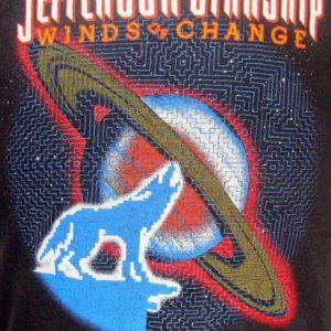 Vintage 82' Jefferson Starship Winds of Change rock t shirt