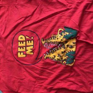 """""""Little Shop of Horrors""""Off-Broadway Original T-Shirt"""