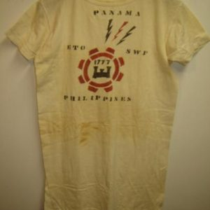 WWII European Theatre Operations Southwest Pacific T-Shirt
