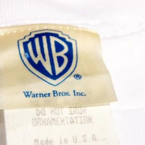 """Warner Bros. 1991 """"What Do You Mean It's Taxable"""" Tshirt"""