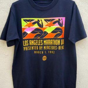 Los Angeles Marathon VII presented by Mercedes Benz 1992 Uni