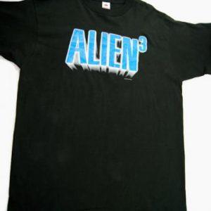 Vintage Alien 3 T-Shirt - Rare design 1992