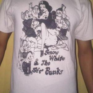 Snow White and The Sir Punks