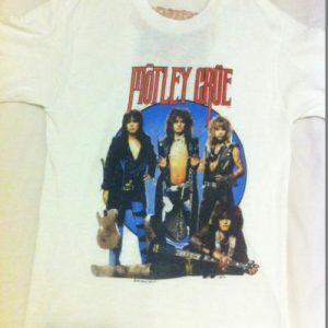 Mötley Crüe. 1987. Allister Fiend.