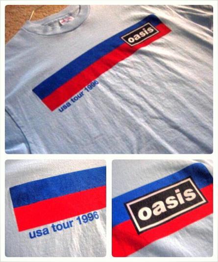 Oasis - USA Tour 1996