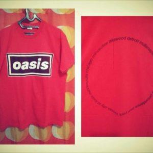 Oasis - USA Tour 1994