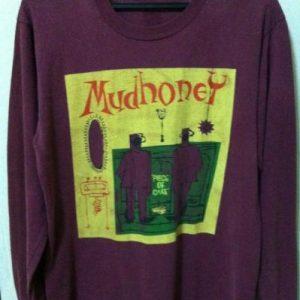 MUDHONEY PIECE OF CAKE UK TOUR 1992