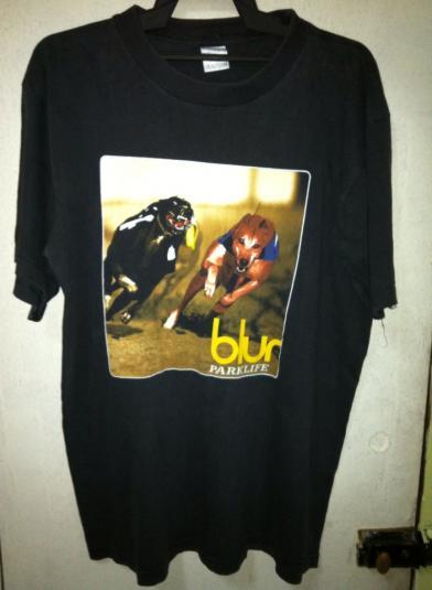 BLUR PARKLIFE TOUR 1994
