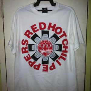 1991 RED HOT CHILI PEPPERS T