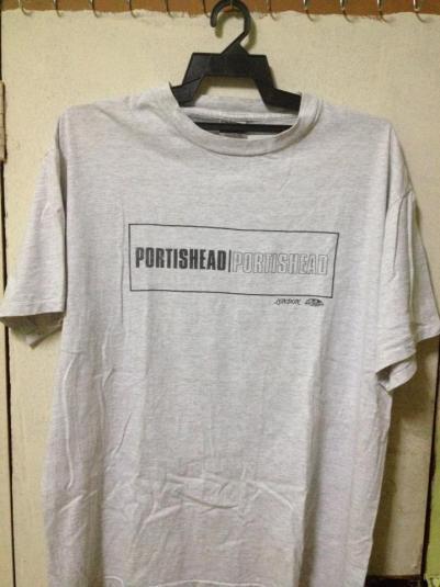 PORTISHEAD PORTISHEAD PROMO 1990S 1997
