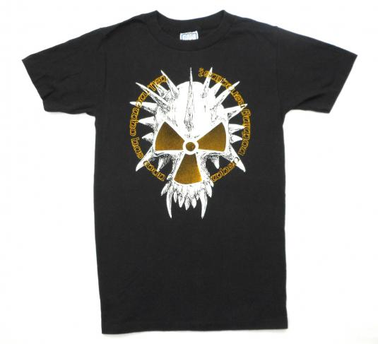 Corrosion Of Conformity 80's Nothing Remains Vintage T Shirt