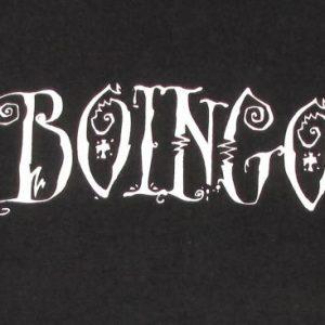 Oingo Boingo 1994 Halloween Tour Vintage T Shirt Farewell