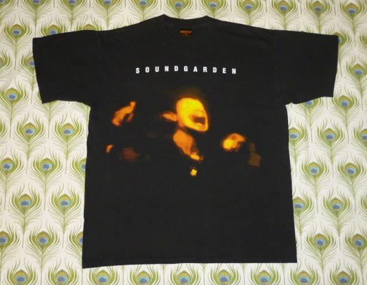 Soundgarden 1994 Superunknown Vintage T Shirt
