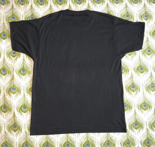 Thrill Kill 80's Sci-Fi Art Vintage T Shirt Deadstock L