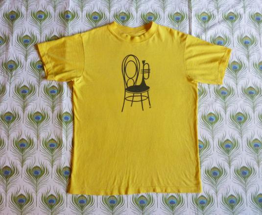 Monterey Jazz Festival Vintage T Shirt Concert 70's 80's