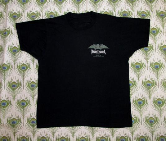Death Angel 1990 Act III Vintage T Shirt 90's Thrash