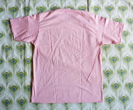 Minnie Mouse 80's Vintage T Shirt Disney Florida Deadstock