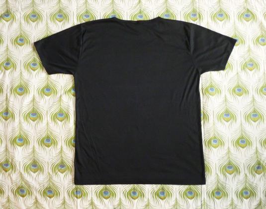 Stevie Wonder 1987 Vintage T Shirt Australian Concert 80's