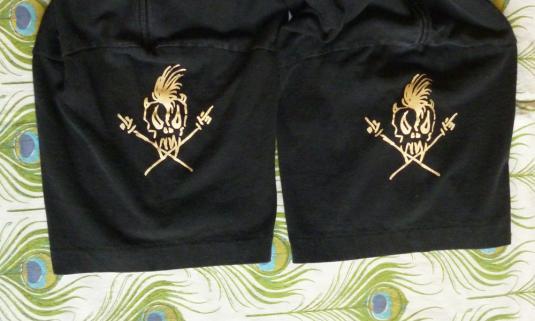 Metallica 1992 Black Tour Vintage T Shirt Birth School Death