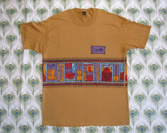 Dollywood 80's Vintage T Shirt Dolly Parton Theme Park XL