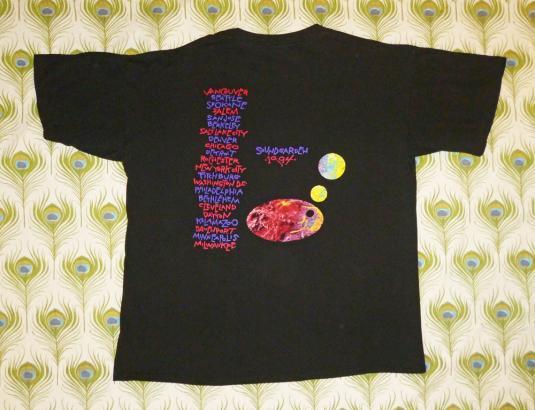 Soundgarden 1994 Superunknown Vintage T Shirt Pushead