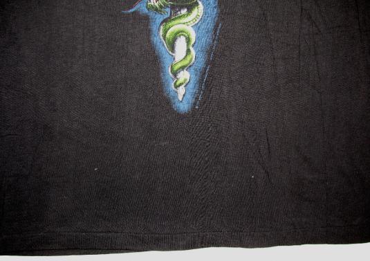 Motley Crue 1989 Dr Feelgood Tour Vintage T Shirt Best Fans