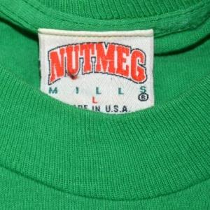 vintage BOSTON CELTICS jack davis cartoon nba t-shirt Large