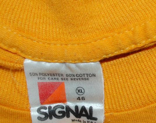 vintage minnesota NORTH STARS hockey defunct nhl t-shirt 70s
