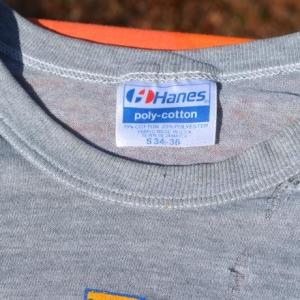 vintage SAN DIMAS high school football t-shirt bill & teds