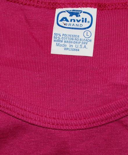 vintage ANN ARBOR art fair michigan t-shirt 1982 women