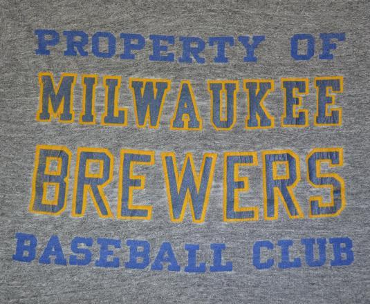 Milwaukee Brewers Tri-blend