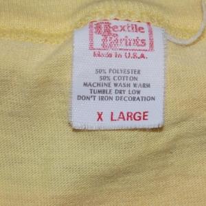 vintage MAGGIE VALLEY lousy rainbow north carolina t-shirt