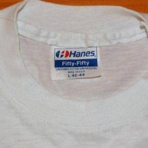 vintage 80s GREAT TOMATOES melnor sprinkler t-shirt joke sex