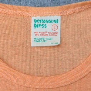 vintage 70s LOVE a NURSE womens t-shirt babydoll ribbed hot