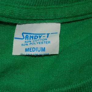 vintage BOISE cascade washington DC green t-shirt office